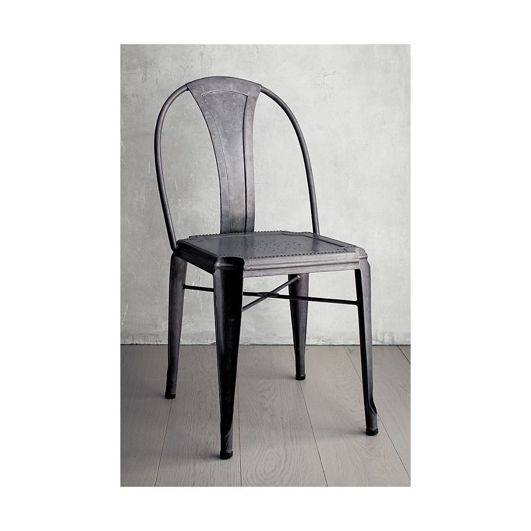 Lyle Metal Dining Chair Reviews Crate And Barrel Metal Dining Chairs Metal Dining Room Chairs Dining Chairs