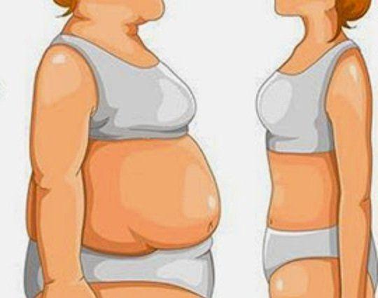 gros ventre femme