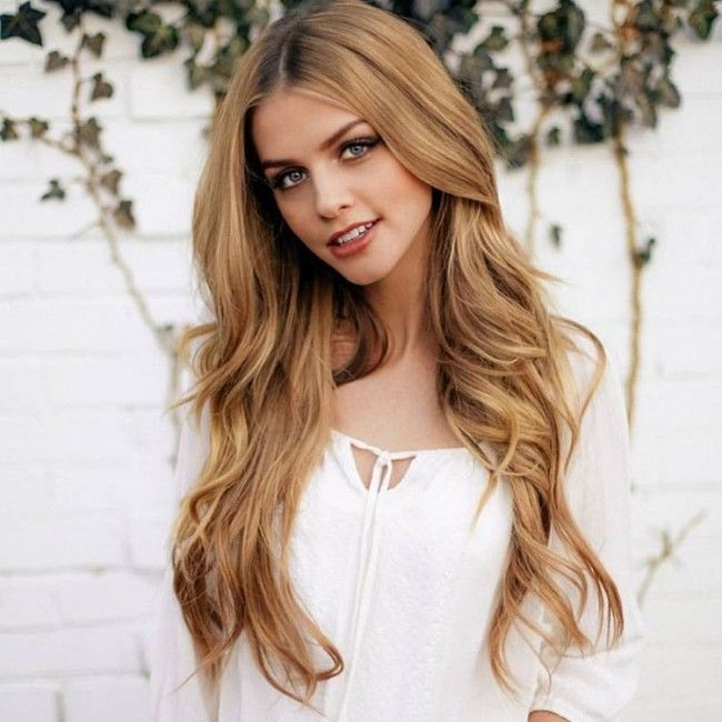 The Perfect Blonde Hair Brained Pinterest Golden Blonde Hair
