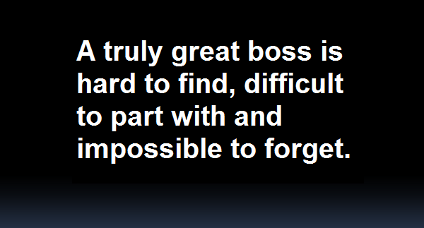 Pin By Michael Koopmann On Quote Good Boss How To Memorize Things Unique Quotes