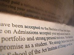 College Acceptance  Or Rejection  Letters Ten Ways Parents Can