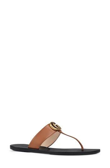 f6c608685158 GUCCI MARMONT T-STRAP SANDAL.  gucci  shoes