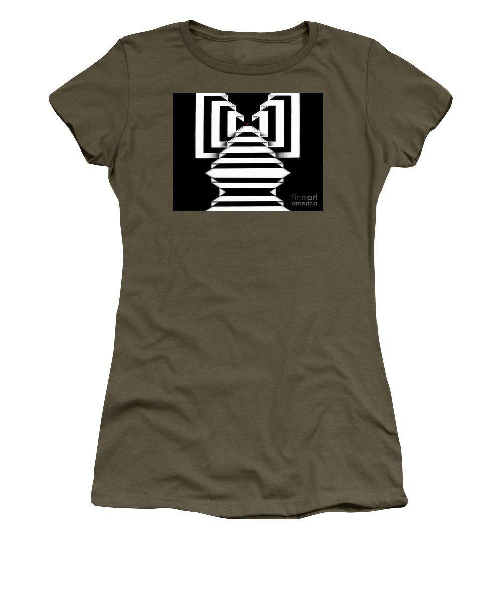 Women's T-Shirt (Junior Cut) - Geometric 1287