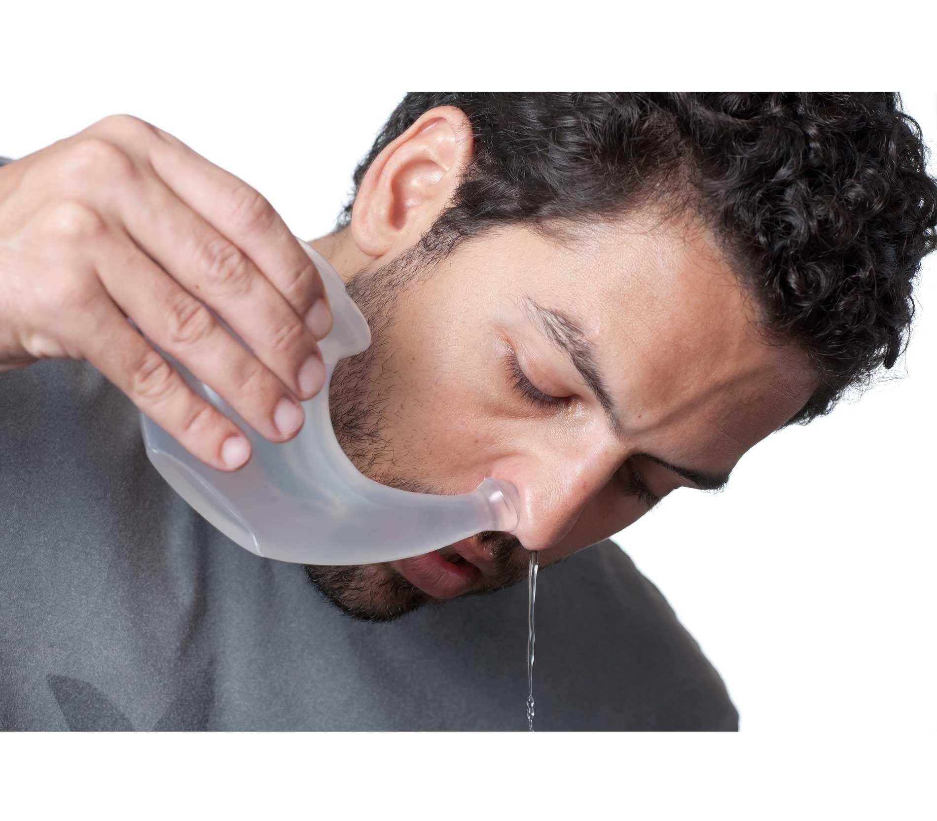 Nosepot - Higienizador Nasal | Amadomat | Holis