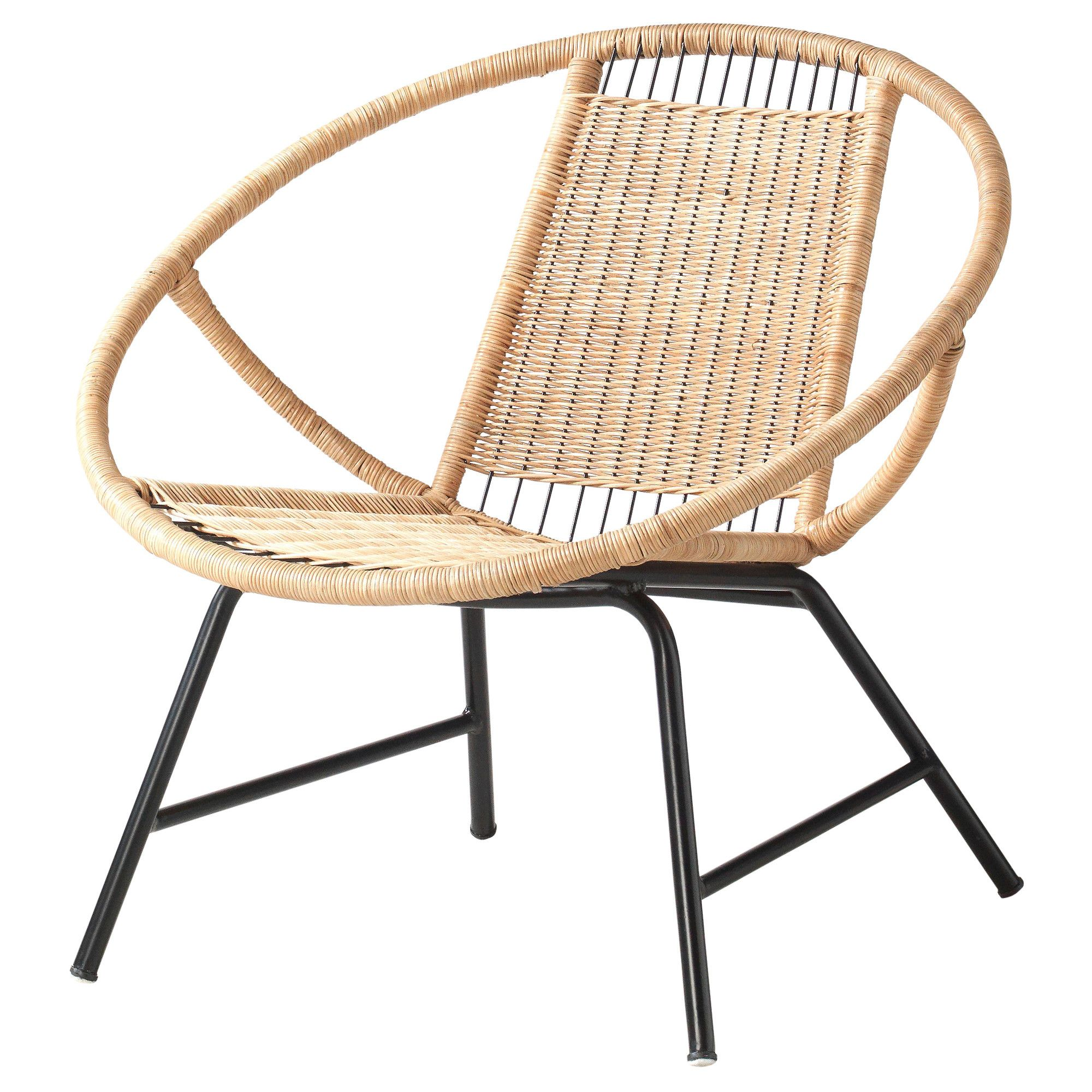 rattan chair ikea helicopter swing gagnet fauteuil chairs pinterest
