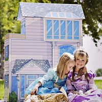 Tiny toys mean giant joy for petite players! We've gathered some of our best darling dollhouses and other petite products sure to captivate creative cuties. From cozy cottages and interactive play places to fanciful furnishings and diminutive dolls, this collection offers limitless adventures for little hands and big imaginations.