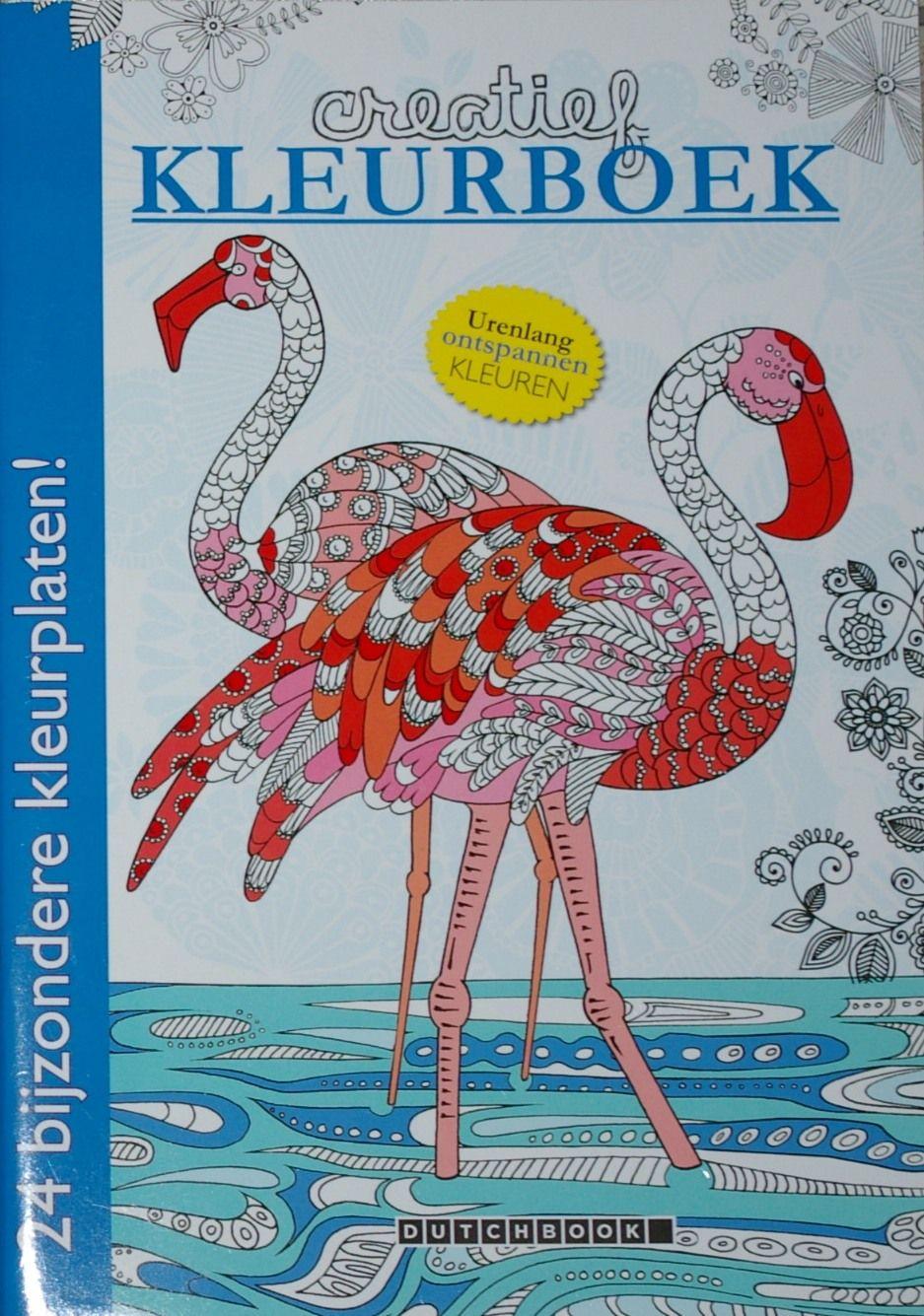 Creatief Kleurboek Voor Volwassen Action Kleurboek Creatief Kleurplaten
