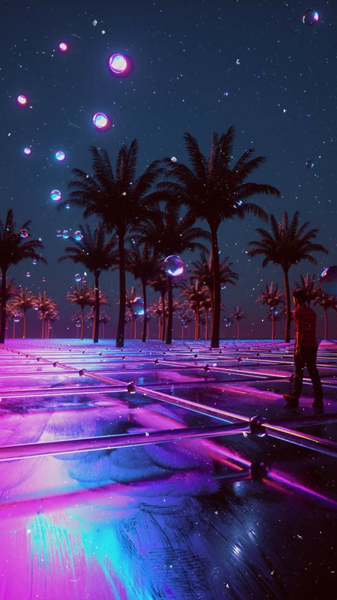 Heaven | Vaporwave wallpaper, Neon aesthetic, Aesthetic ...