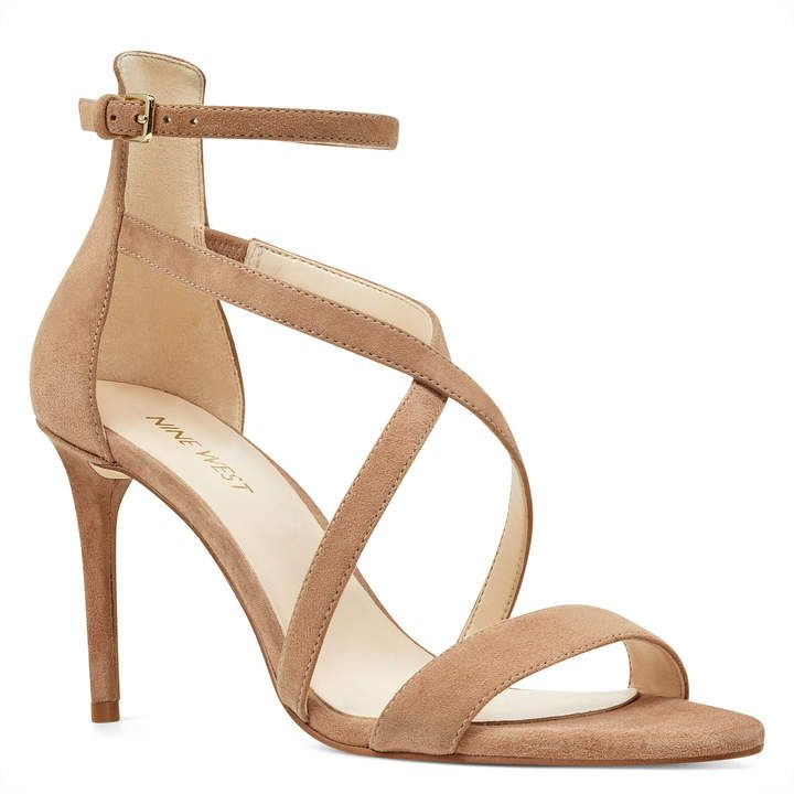 52a23c53fae Nine West Retilthrpy Open Toe Sandals