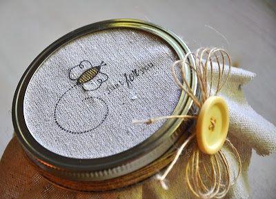 Tarro abeja 1