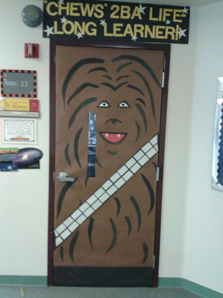 Star Wars Christmas Door Decorating Ideas | Psoriasisguru.com