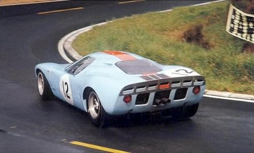 Rare Road Legal 1966 Ford Gt40 Mk1 May Fetch Over 4 Million