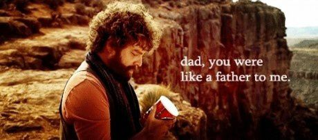 Due Date Father Funny One Liners Zach Galifianakis Best Funny Pictures
