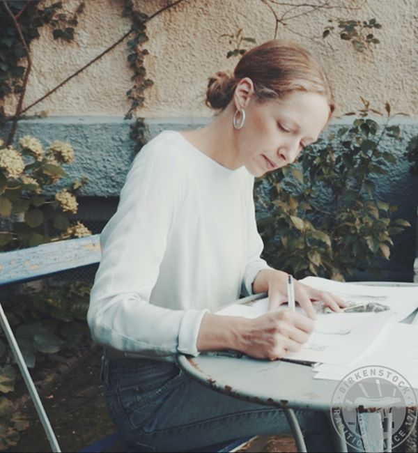 Outdoor Work Space Envy Hanna Wolf from Birkenstory #1