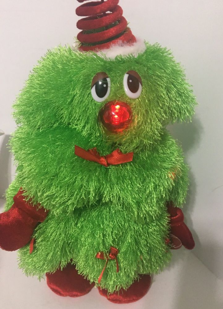 Who Sang Rockin Around The Christmas Tree.Dancing Animated Musical Christmas Tree Sings Rockin Around