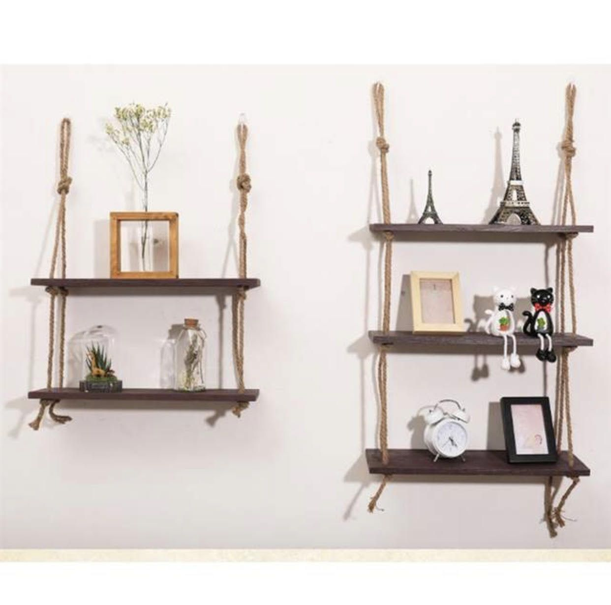 These gorgeous wood rustic wall hangings are perfect to showcase