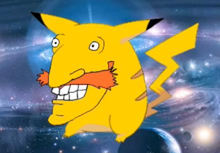 Nigel Thornberry Pokemon Splashing