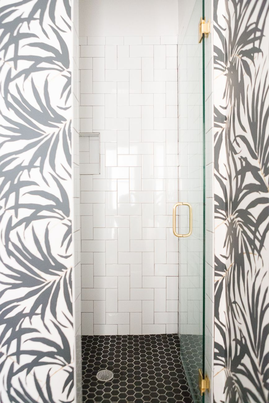 Pool Bathroom Reveal Styled By Cost Plus World Market | Pool ...
