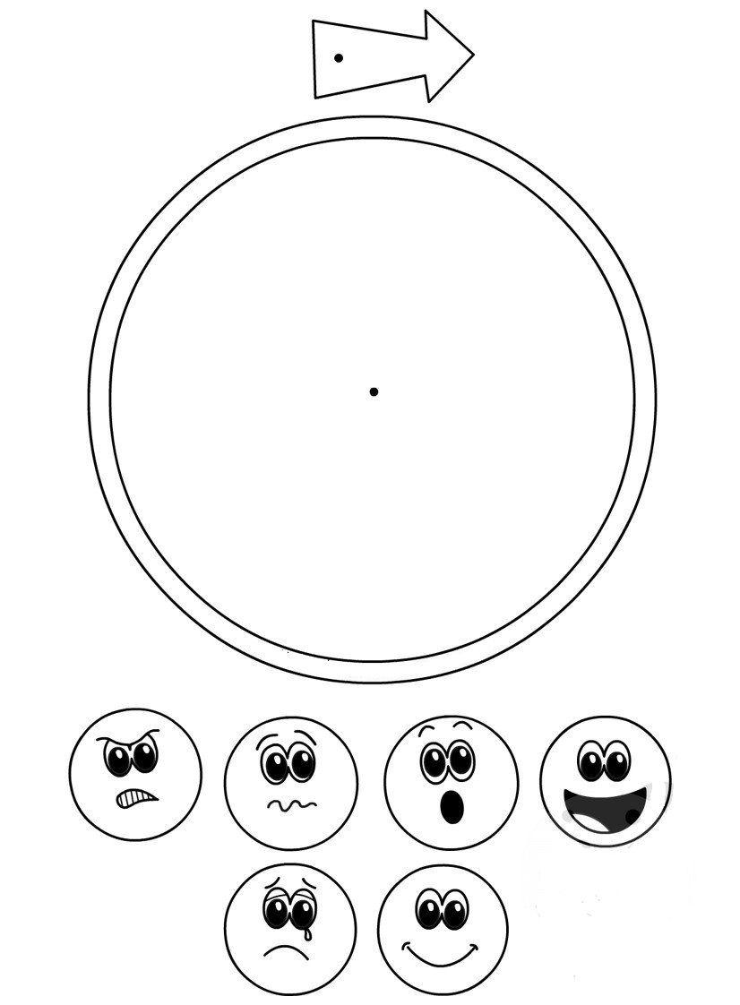 Okul Oncesi Duygular Calismasi Play Therapy Activities Emotions