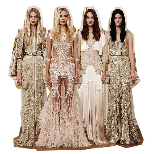 Fall/Winter 2010 Couture —Riccardo Tisci's Most Iconic Givenchy Moments — The Fashion Law
