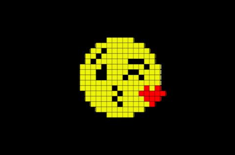 Pixel Art Emoji