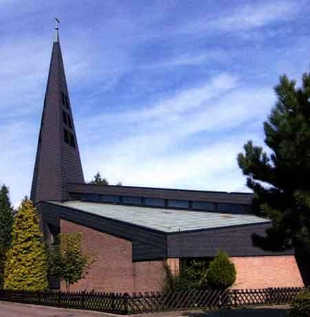 Maximilian Kolbe Kirche
