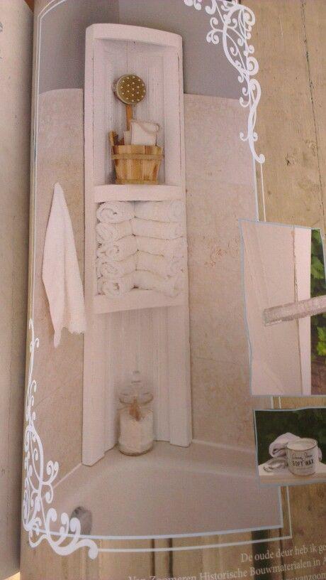Leuk badkamer kastje uit de nieuwe Daphne's Diary van september 2013