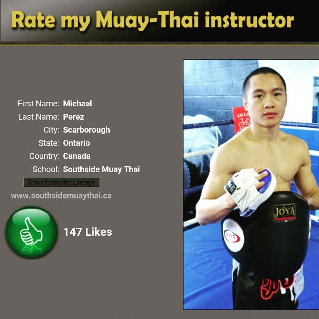 Follow the link at the end of the post to rate and leave a comment for Kru Yai Mikey on the #ratemymuaythaiinstrustor website  http://ift.tt/29wHGHF