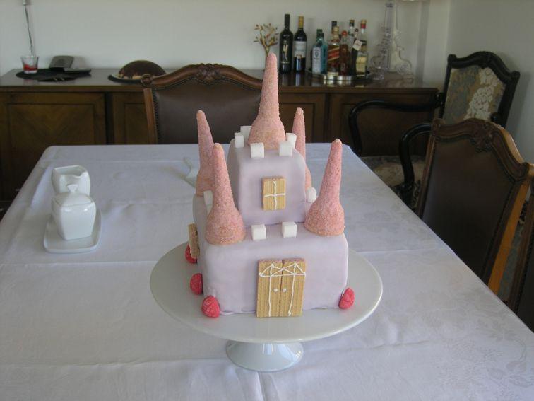 Athina's birthday cake