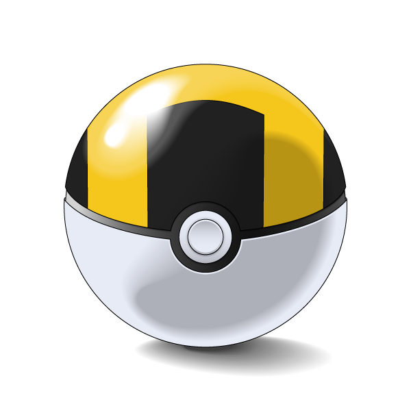 Ultra Ball By Oykawoo On Deviantart In 2021 Ball Pokemon Ball Squirtle