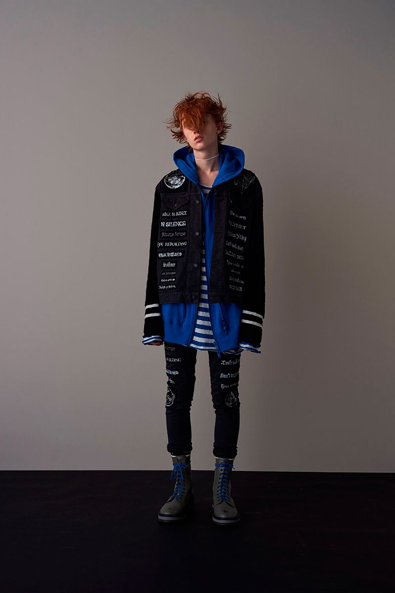 Undercover Spring/Summer 2018 Lookbook - Fucking Young!