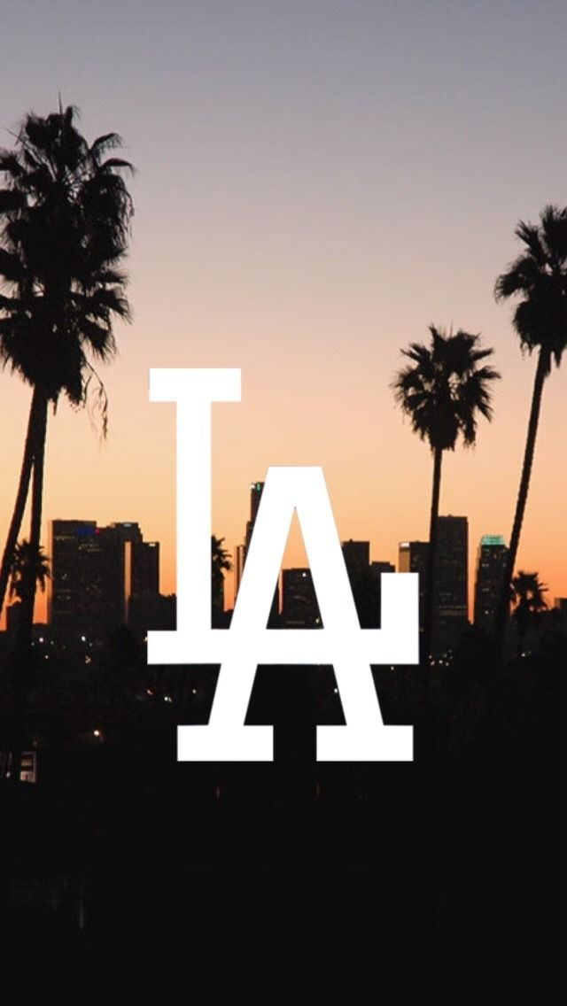 My World Homs — wallpapersokay LA Dodgers logo