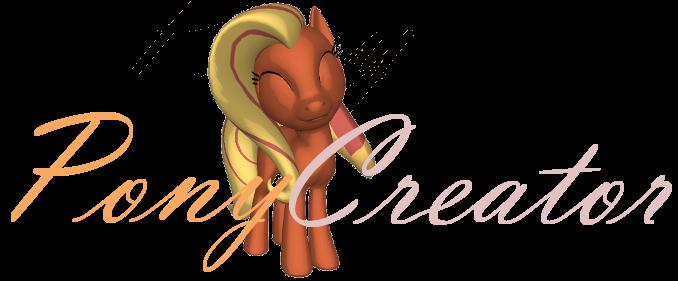 3D PONY CREATOR fur u pony luvas TRY THIS OOUUUTTTT ...