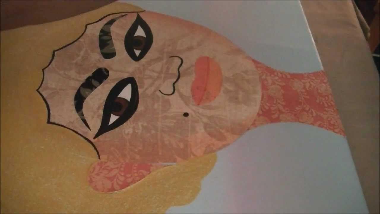 Etta James Painting  Amust see for Etta fans .  So sweet ....