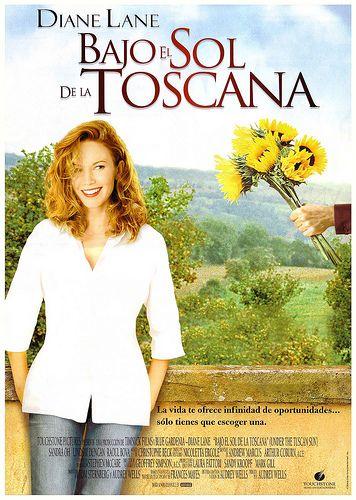 Bajo El Sol De La Toscana Peliculas Cine Peliculas