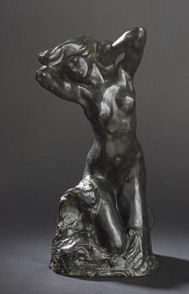 Auguste Rodin 1840 1917 La Toilette De Vénus Dite Aussi
