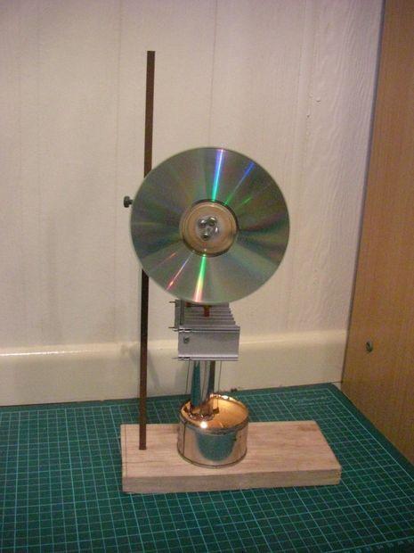 Stirling Engine Techniek