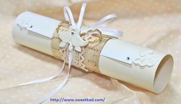 We Are Specialized In Wedding Invitation Designs And Also Handmade Invitations In Malaysia Wedding Invitations Scroll Wedding Invitations Handmade Invitations