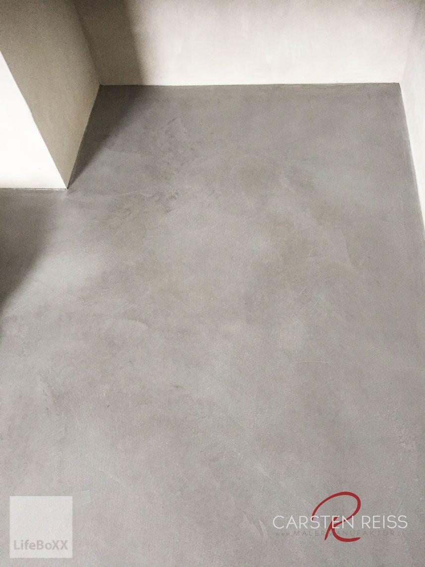 LifeBoXX GmbH   Beton Cire   Beton küchenboden, Haus boden, Betonböden