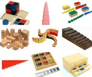 Montessori Material Google Arama Otizm