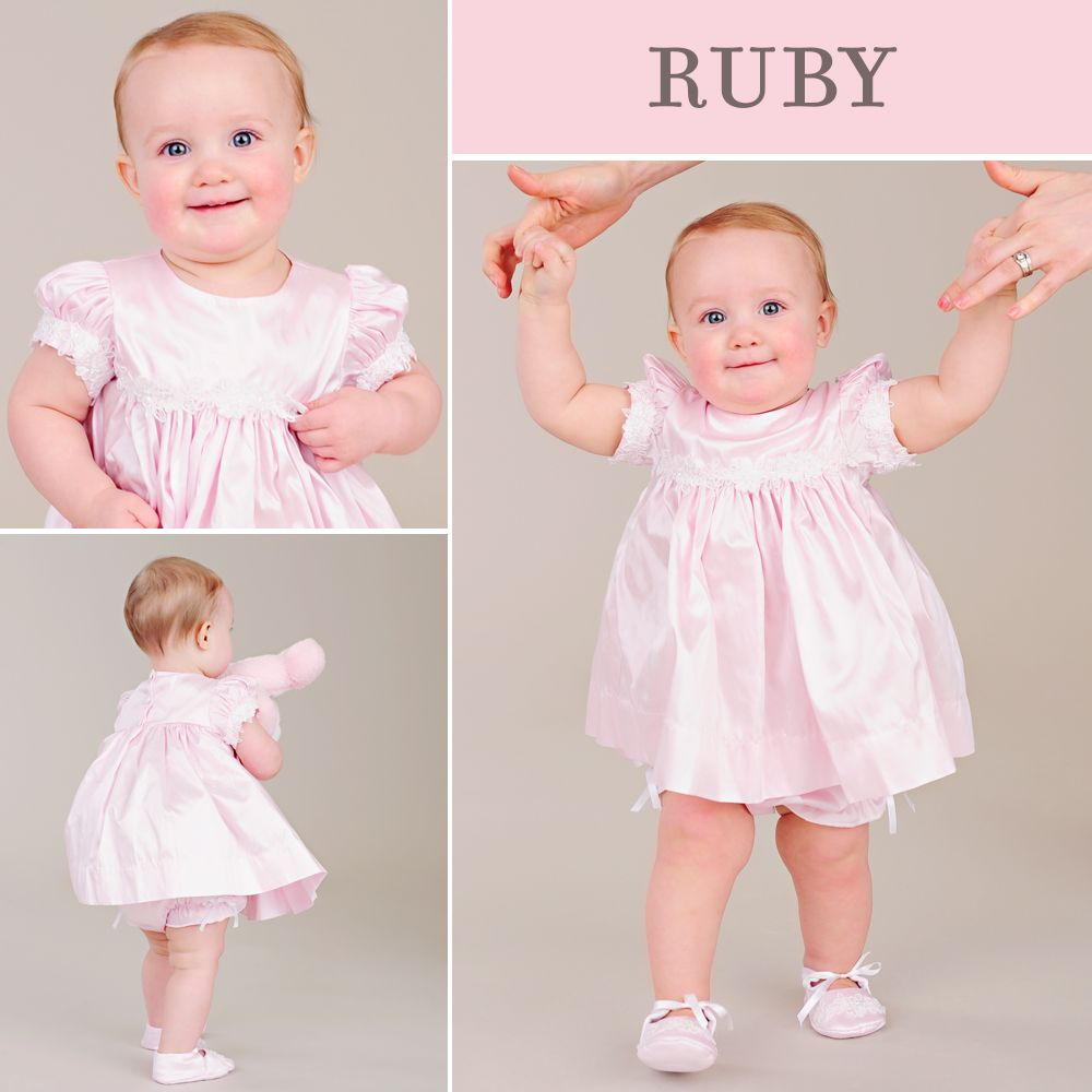 Ruby First Birthday Dress from One Small Child | Birthday dresses ...