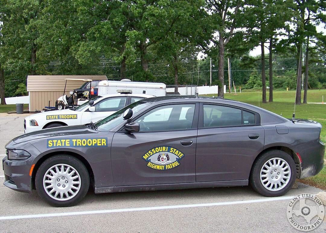 Missouri State Highway Patrol 2016 Dodge Charger | Police