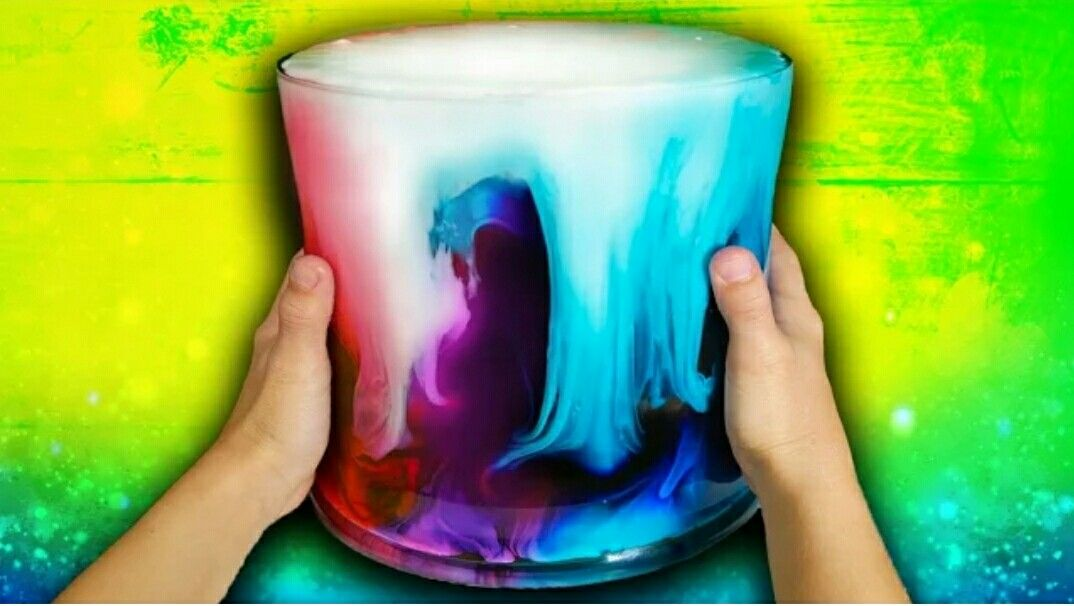 Giant Avalanche Slime Youtube Com Will It Slime Avalanche