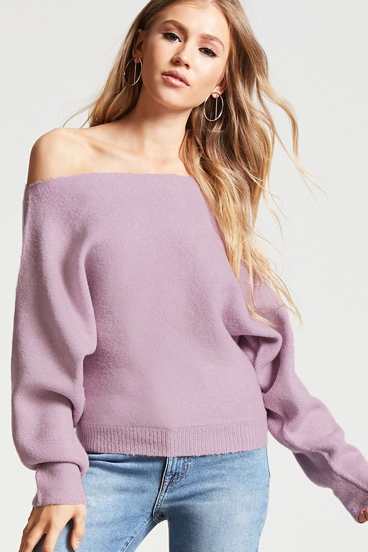 feaa20ace3 Product Name Knit Off-the-Shoulder Sweater