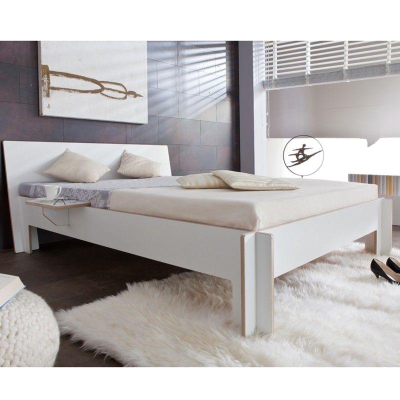 Steckbett mit Kopfteil von Wermo bei ikarus...design 795 Euro sofort ...