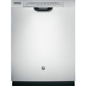 Ge 24 In 52 Decibel Built In Dishwasher With Hard Food Disposer