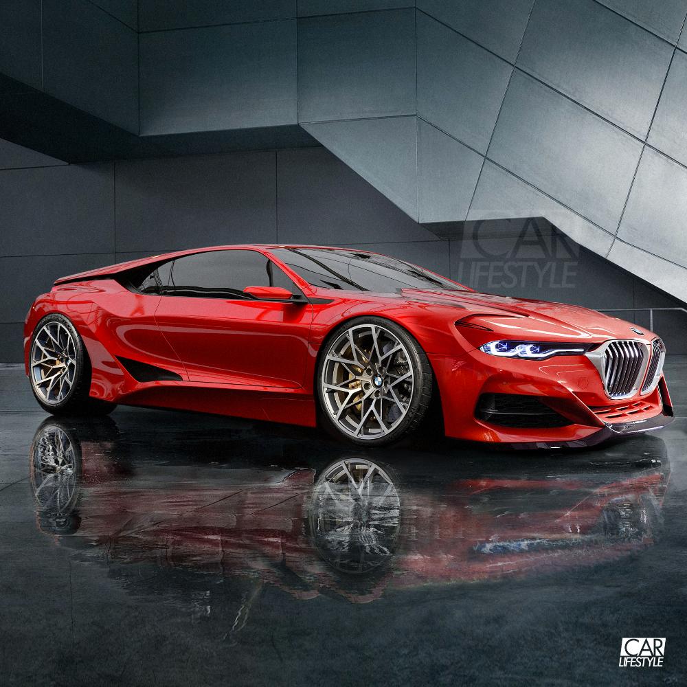 Bmw Concept Car, Luxury Cars, Bmw M1