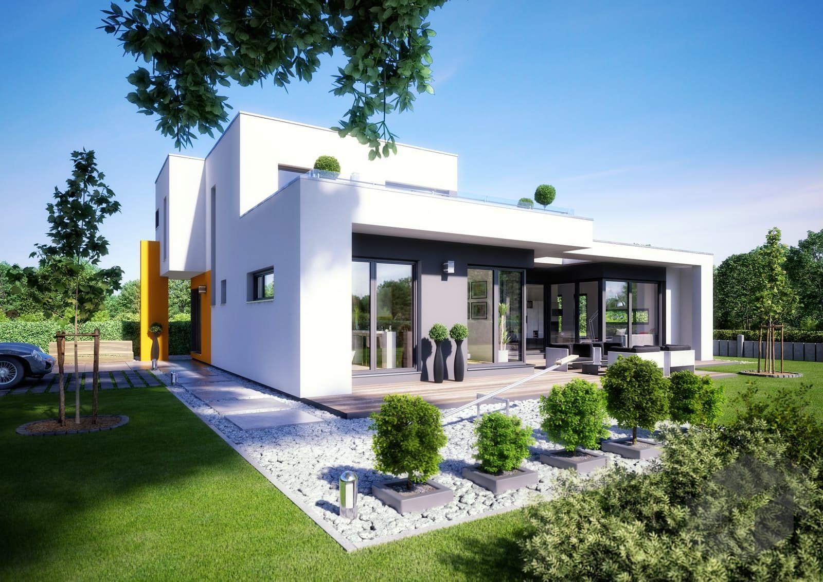 Dachterrasse balkon haustypen haus bauen architektur wohnen bina balcony architecture
