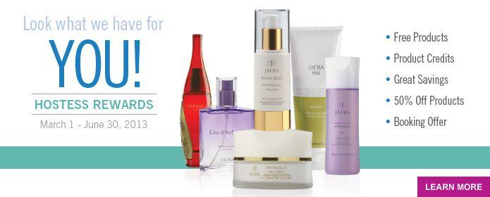 Myjafra Com Lmazza Hostess Rewards Hostess Cosmetics