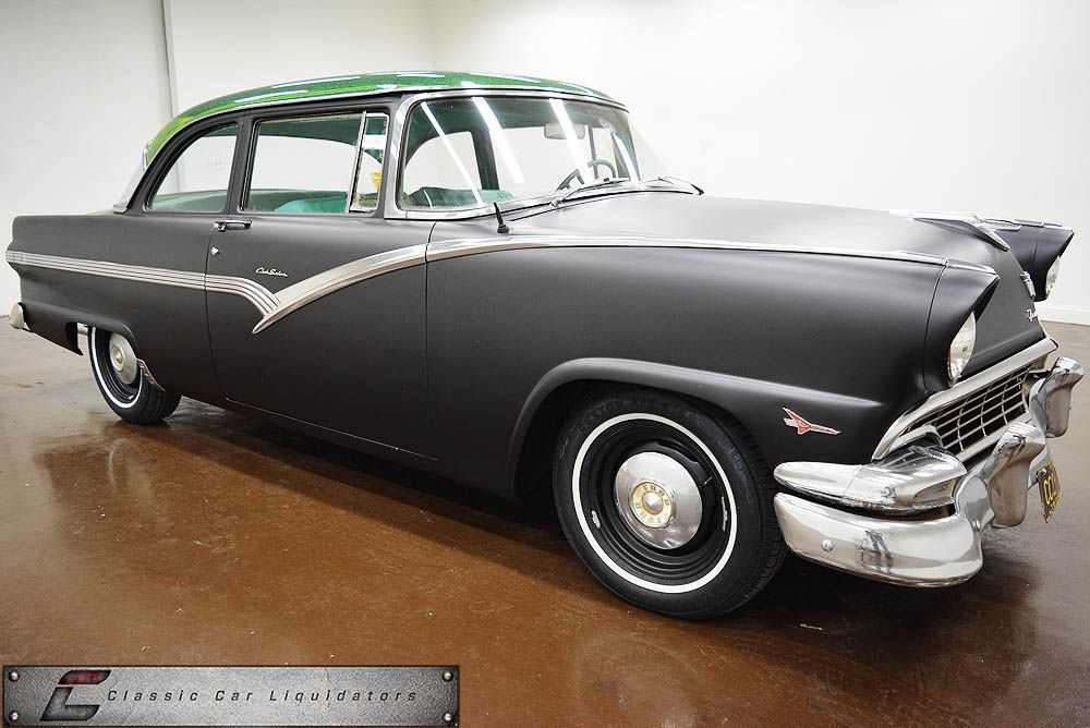 1956 Ford Fairlane For Sale at Classic Car Liquidators is listed at ...